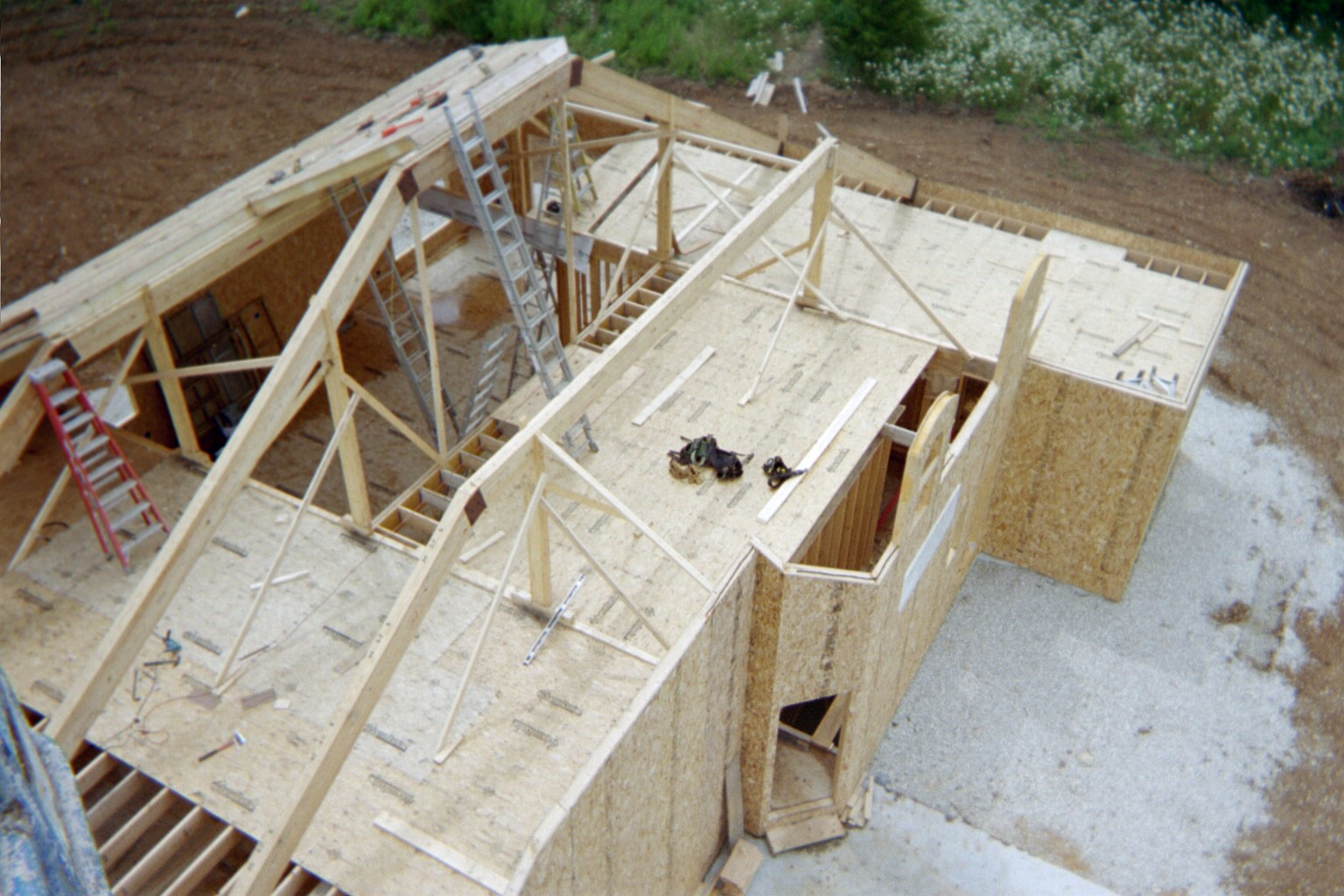 Thermocore structural insulated panel systems ae for Structural insulated panel home kits