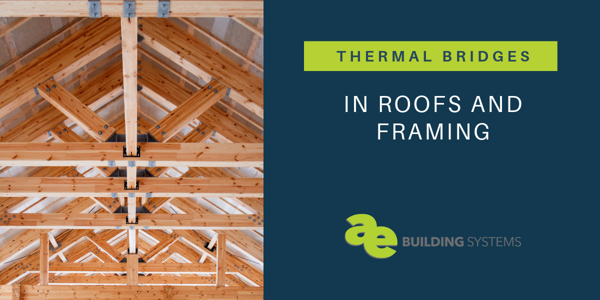 Thermal Bridging in Roofs and Framing