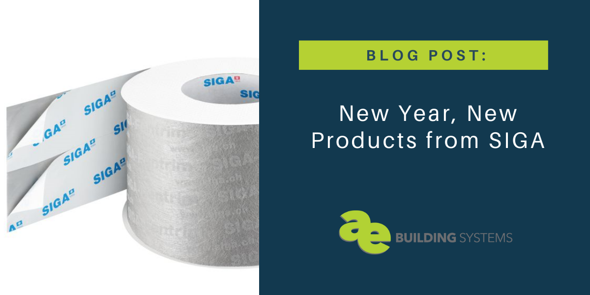 New Year, New Products from SIGA