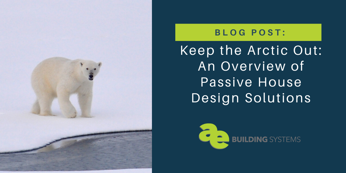 Keep the Arctic Out: An Overview of Passive House Design Solutions
