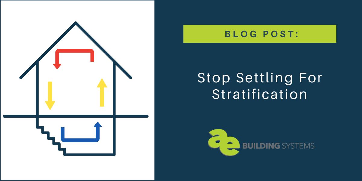 Stop Settling For Stratification