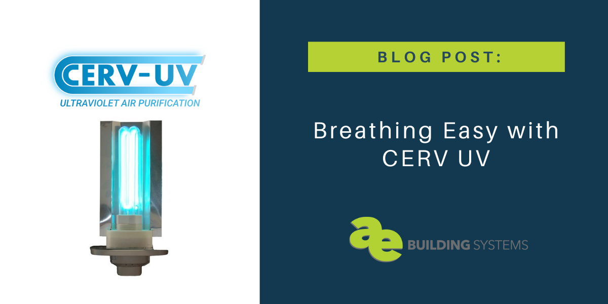 Breathing Easy with CERV UV